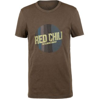 Red Chili APANI Printshirt Herren brun