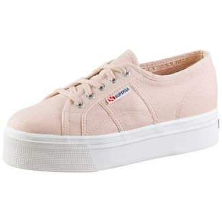 Superga Acotw Linea Up & Down Sneaker Damen pink skin