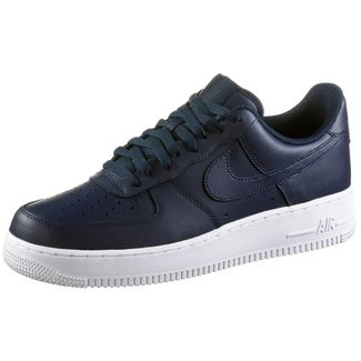 Nike Air Force 1 ´07 Sneaker Herren obsidian-obsidian-white