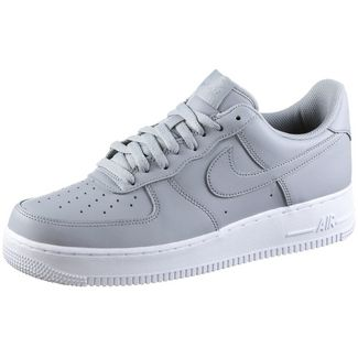 Nike Air Force 1 ´07 Sneaker Herren wolf grey-wolf grey-white