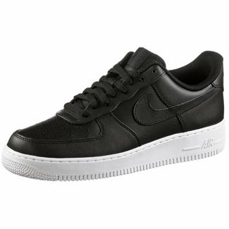 Nike Air Force 1 ´07 Sneaker Herren black-black-white