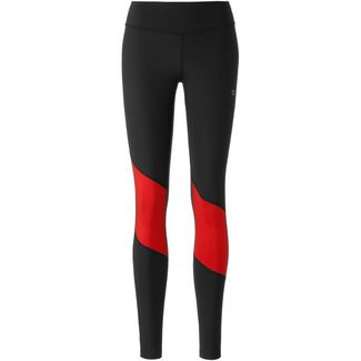 Calvin Klein NEW WAVE ATHLETICS Tights Damen ck black-high risk red