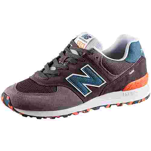 NEW BALANCE ML574 Sneaker Herren dark purple