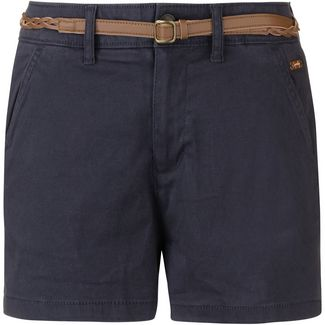 Superdry Shorts Damen midnight navy