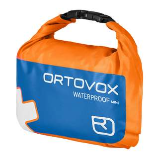 ORTOVOX First Aid Waterproof Mini Erste Hilfe Set shocking orange