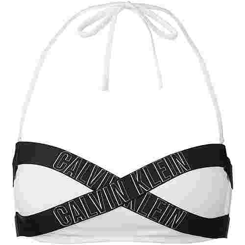 Calvin Klein INTENSE POWER 2.0 Bikini Oberteil Damen pvh white