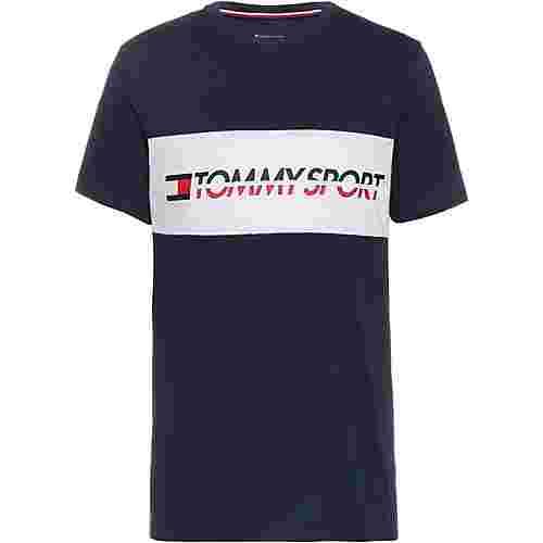 Tommy Sport T-Shirt Herren sport navy