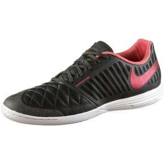 Nike NIKE LUNARGATO II Fußballschuhe black-red