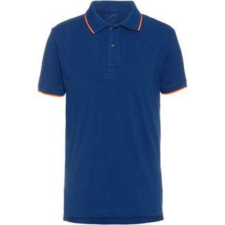 Maui Wowie Poloshirt Herren blau