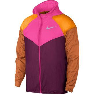 Nike Funktionsjacke Herren bordeaux