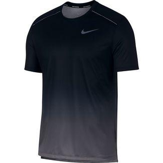Nike Dry Miller Laufshirt Herren gunsmoke