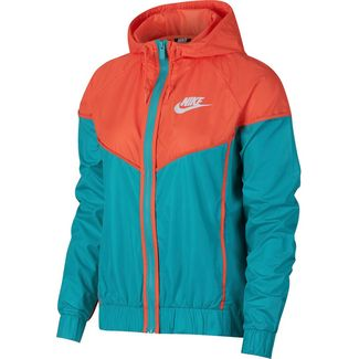 Nike NSW Windbreaker Damen cabana-turf-orange