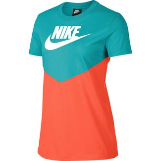 Nike NSW T-Shirt Damen cabana-turf-orange