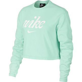 Nike NSW Sweatshirt Damen igloo-summit white