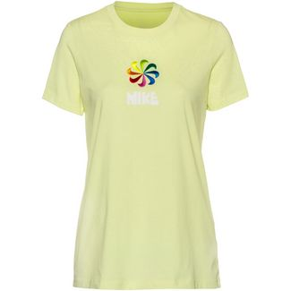 Nike NSW T-Shirt Damen luminous green