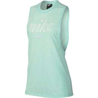 Nike NSW Tanktop Damen igloo-summit white