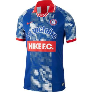 Nike NIKE FC Fußballtrikot Herren indigo force-white-university red
