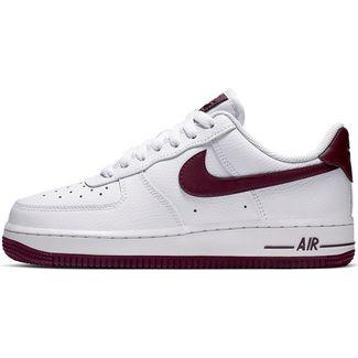 low priced 6d28d b0f71 Nike Air Force 1 ´07 Sneaker Damen white-bordeaux