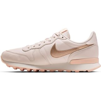 Nike Internationalist PRM Sneaker Damen light soft pink-mtlc red bronze