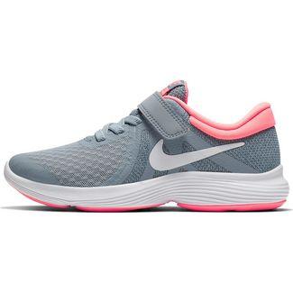 brand new b1afd ce8c4 Nike Revolution Laufschuhe Kinder obsidian mist-white lava