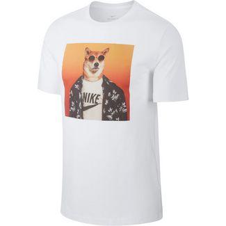 Nike NSW T-Shirt Herren white