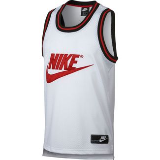 new products 987f0 4c687 Nike NSW Tanktop Herren white-university red
