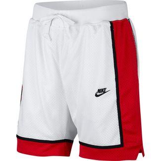 Nike NSW Shorts Herren white-university red-black