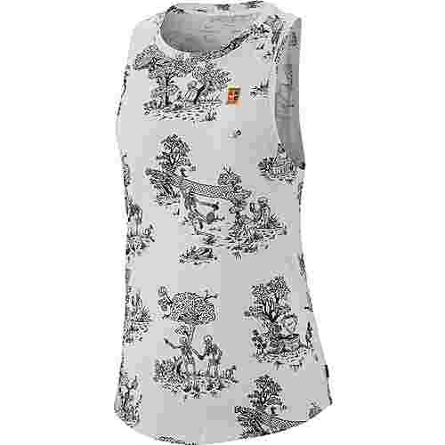 Nike W NKCT SEASONAL Tanktop Damen sail-multi color