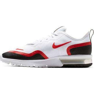 Nike Air Max Sequent 4.5 Sneaker Herren white-university red-black