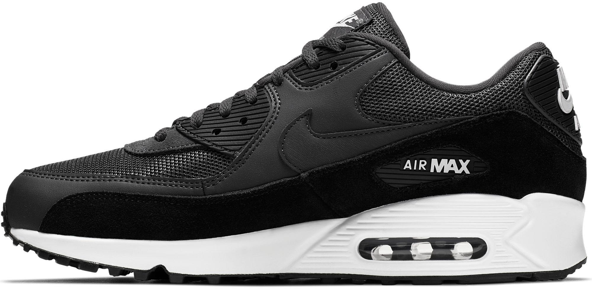 schnürstiefeletten Nike Air max command leather Trainers in