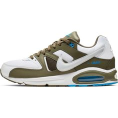 Nike Air Max Command Sneaker Herren white-pure platinum-medium olive