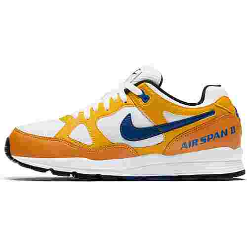 Nike Air Span II Sneaker Herren yello ochre-indigo force