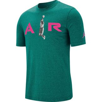 Nike Air Photo T-Shirt Herren mystic green