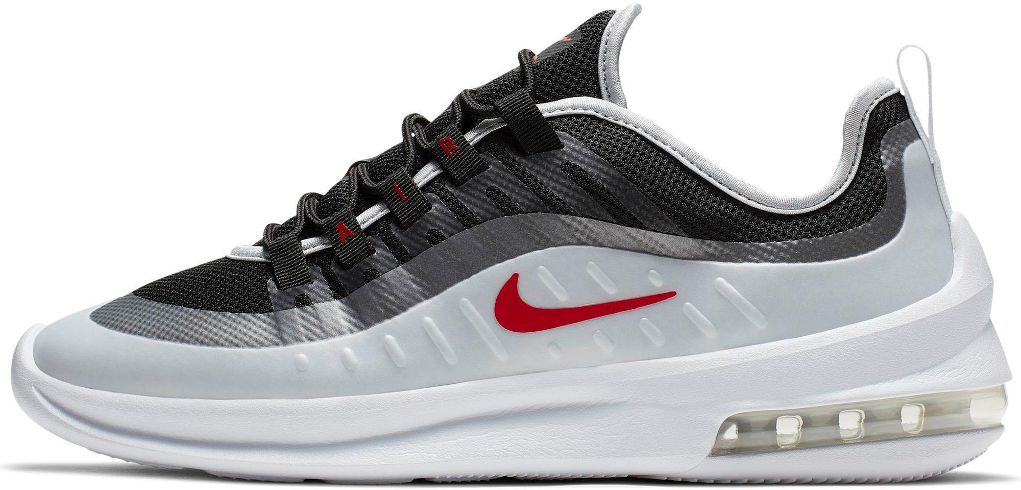 Nike Air Max Axis Sneaker Herren black sport red mtlc platinum im Online Shop von SportScheck kaufen