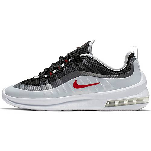 spottbillig Top Qualität günstig Nike Air Max Axis Sneaker Herren black-sport red-mtlc platinum im Online  Shop von SportScheck kaufen