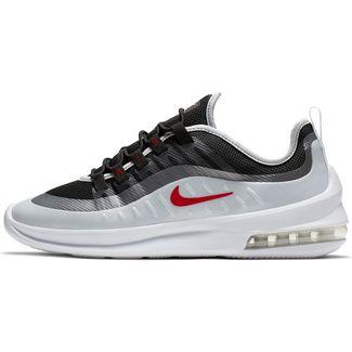 Nike Air Max Axis Sneaker Herren black-sport red-mtlc platinum