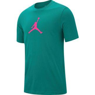 Nike 23/7 Jumpman T-Shirt Herren mystic green-hyper pink