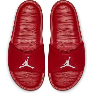 Nike Jordan Break Slide Sandalen Herren gym red-white