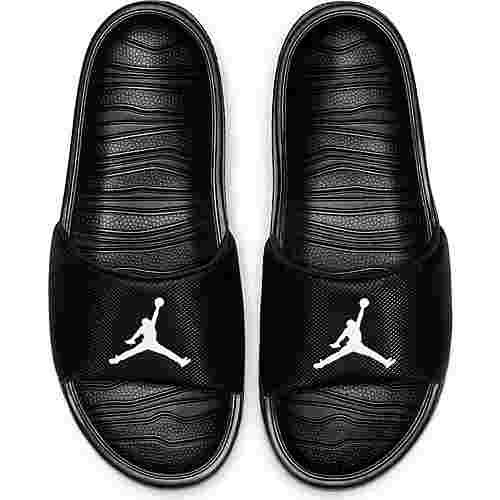 Nike Jordan Break Slide Sandalen Herren black-white