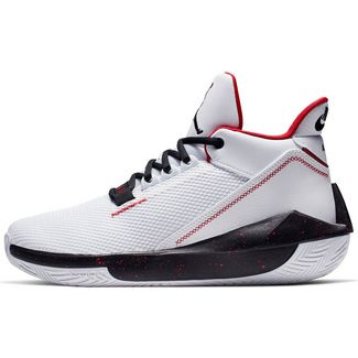 best sneakers 91ff4 30f9c Nike Jordan 2X3 Basketballschuhe Herren white-black-gym red