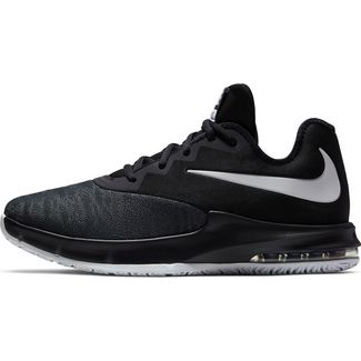 sneakers for cheap cd181 3f1eb Nike Air Max Infuriate III Basketballschuhe Herren black-white-dark grey