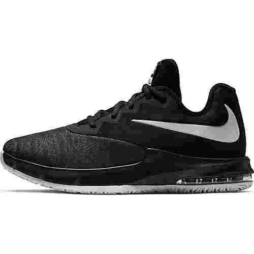 Nike Air Max Infuriate III Basketballschuhe Herren black-white-dark grey