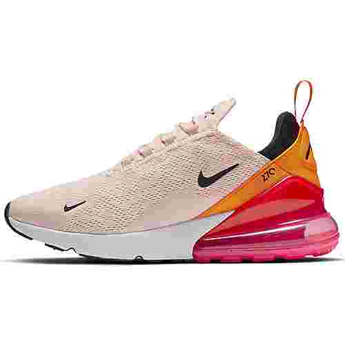 Nike Air Max 270 Sneaker Damen washed coral-black-laser fuchsia