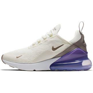 Nike Air Max 270 Sneaker Damen sail-pumice-space purple-white
