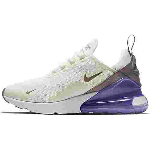 Nike Air Max 270 Sneaker Damen sail-pumice-space purple-white