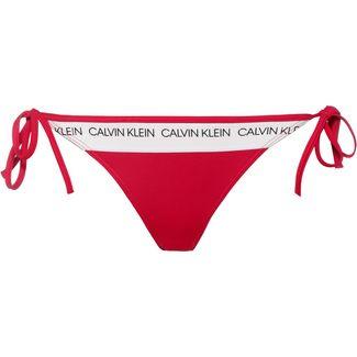 Calvin Klein CK LOGO Bikini Hose Damen laras lipstick