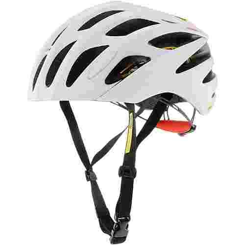 Mavic Ksyrium Pro MIPS Fahrradhelm Herren white-black