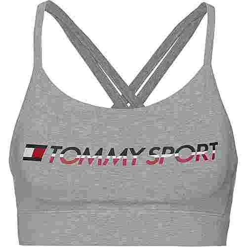 Tommy Sport Bustier Damen grey heather