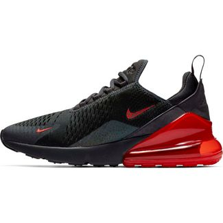 Nike Air Max 270 SE Sneaker Herren off noir-habanero red-thunder grey