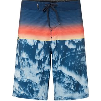 O'NEILL Hyperfreak Boardshorts Herren blue aop